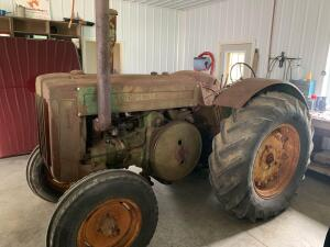 Yoder Antique Tractor Auction