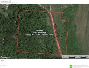 ABSOLUTE PERRY CO RECREATIONAL LAND AUCTION