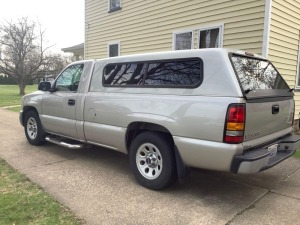 GMC Truck - Household - Lawn & Garden - Hunting