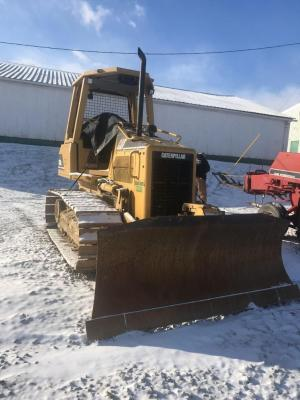 2002 Cat D3G XL Dozer One Owner Machine ONLY 2700 hours, UC 80% Hydrostatic Drive