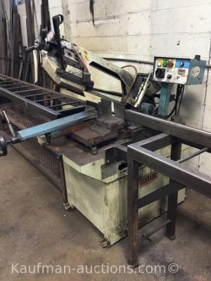 Baileigh Industrial Horizontal Band Saw