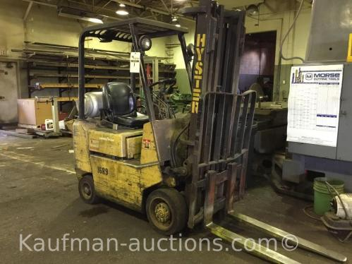 Hyster Forklift - Current price: $1300