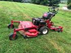 "Toro 48"" walk-behind lawnmower"