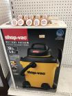 Wet/dry vacuum shop vac, cleaning concentrate, 10 gallon, brand new in box