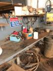 Work bench cleanout/screwdrivers, funnels, fittings, and more