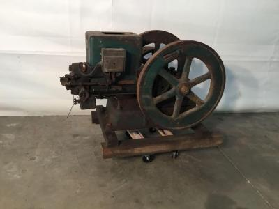 Jumbo Nelson Brothers 3 hp Hit & Miss Engine