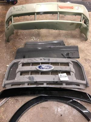 Ford grill, additional parts