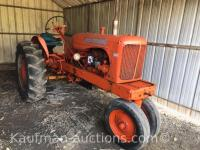 Allis-Chalmers WD Tractor