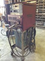 Idealarc SP-200 Welder w/ Transformer Box