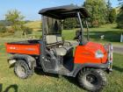 2007 Kubota RTV900 RTV, diesel, 4x4, Power Steering, 554 hours, high low & medium, oil changes annually, clean unit