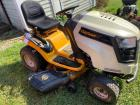 "Cub Cadet hydrostatic lawn mower, 280 hours, one owner mower, regularly serviced, Kawasaki engine, 42"" deck"