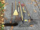 6 misc Hand Tools