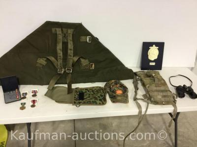 Misc Army Gear & Medals