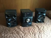 Sony Radio w/ cd changer