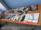 Big lot of misc Life Magazines