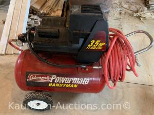 Electric air compressors.