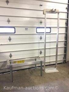 Aluminum server racks