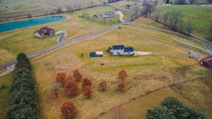 Home and Outbuilding on 5.4 Acres