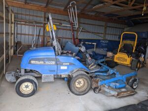 New Holland MC28 Riding Mower
