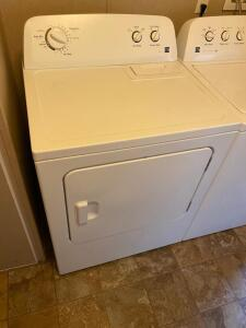 Kenmore Series 200 electric clothes dryer, in working condition