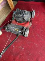 Honda 21 inch Snapper mower, has compression but has not been started this year