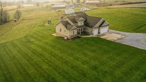 Premier 4/Bedroom Custom Home on 2.9 Acres