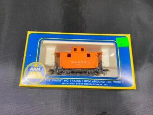 AHM HO Scale Old-time Caboose in original box