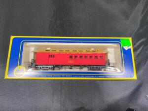 AHM Old-time Coach 6230-D KC and StL HO scale