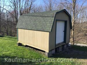 Little Cottage Co. 12' x 10' storage barn / Contents not included