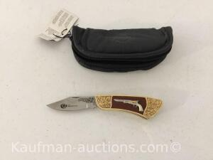 Franklin Mint Colt 1847 Walker Pistol Knife