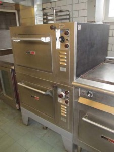 Toastmaster Commercial Double Stove