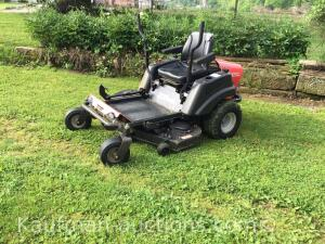 Gravely ZT1740 zero turn mower