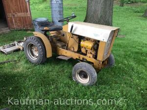 "International Harvester Riding Mower w/ 40"" deck"