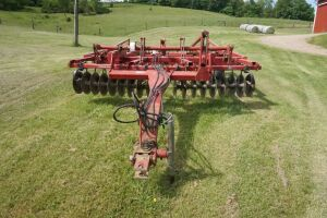 Case 4200 Combo Mulch one pass tool