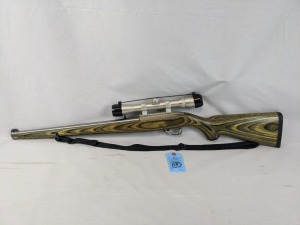 Ruger 10/22 - .22 Cal. - Bushnell Sportview Scope