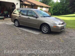 2003 Ford Focus ZTW