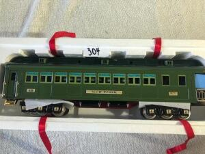 Tinplate Tradiitions/ MTH 4 Car Set