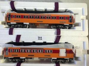 Tinplate Traditions/MTH Cars