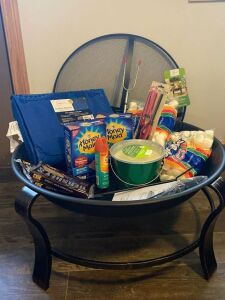 """Fall S'mores Kit"" donated by St. Peter & Paul Catholic Church; Glenmont"