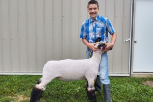 4th Overall- Domer, Colton- 4-H Jr Achievers