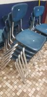 13 stackable chairs - 3