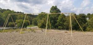 Swing set ( removal required)