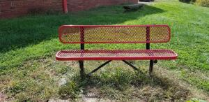 2 6ft benches