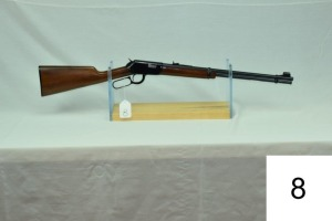 Winchester    Mod 9422-M    Cal .22 Mag    SN: F48873    Condition: 90%+