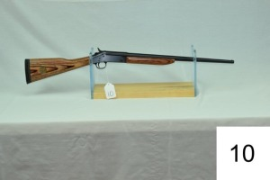 New England Firearms    Pardner    Cal .410    SN: NR283605    Condition: 95%
