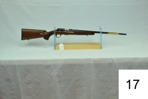 Browning    T-Bolt    Cal .22 LR    SN: 01990MN253    Condition: Like NIB