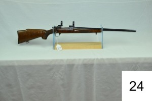 Sako    Forester L579    Cal .243 Win    Heavy-Barrel    SN: 35005    Condition: 80%