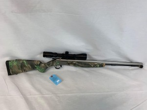 CVA Optima - .50 Cal. Muzzleloader - SS Barrel - Camo Stock - Konus Scope