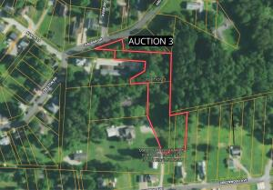 1.5267 +/- acres with open areas & woods, great access, includes 5 city lots, Hal Bar Dr & Greenwood Ave, Cambridge OH
