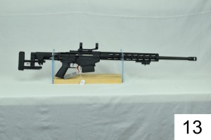 Ruger    Precision Rifle    Cal 6.5 Creedmoor    W/Leupold Scope Rings    SN: 180-303663    Condition: 95% W/ Box